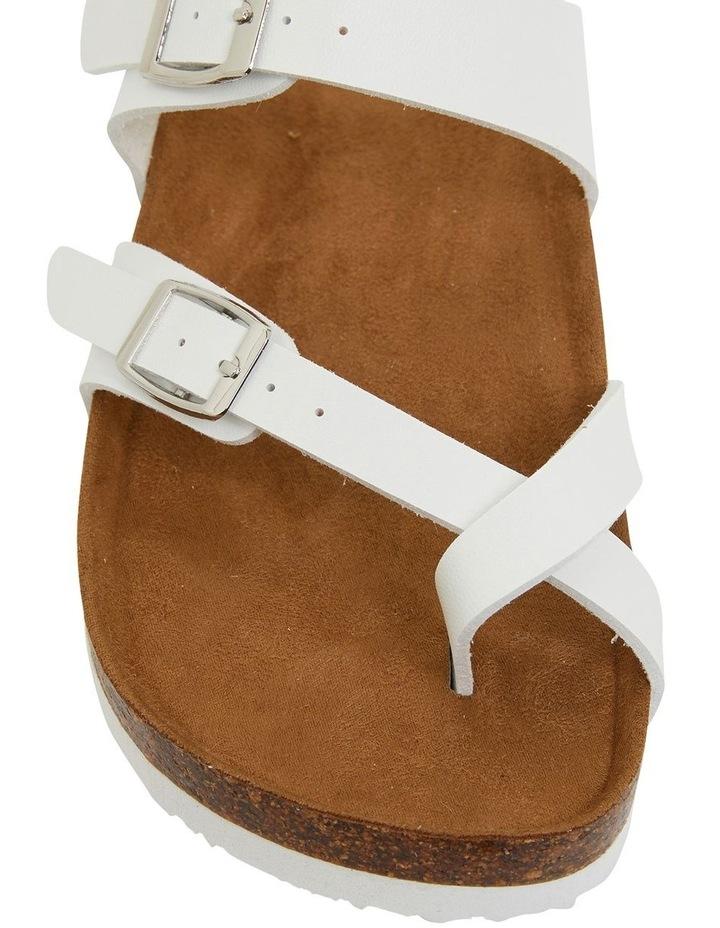 Smooth Sandals Deva White image 7