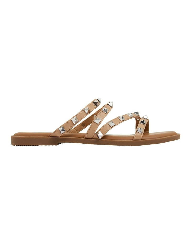 Carnival Tan Smooth Sandals image 1