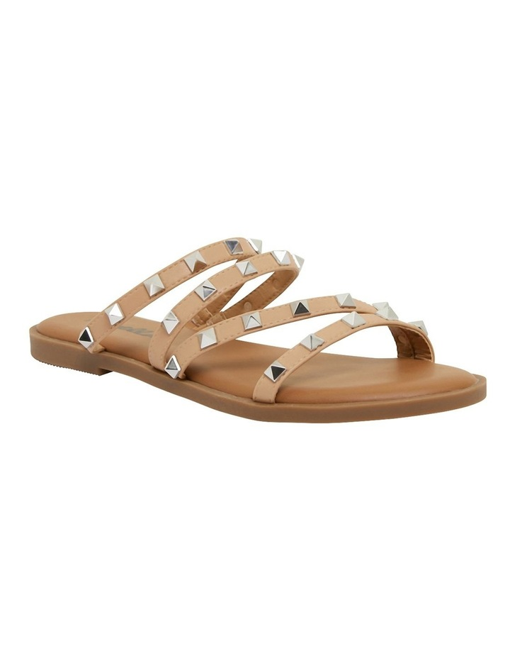 Carnival Tan Smooth Sandals image 2