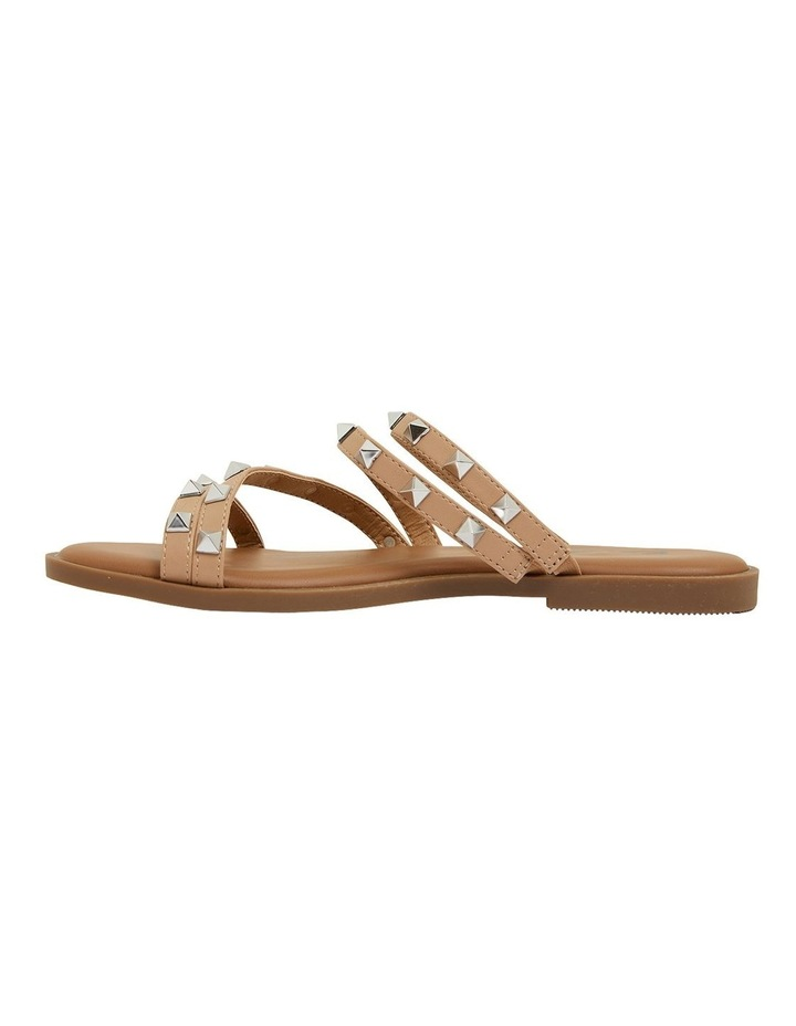 Carnival Tan Smooth Sandals image 3
