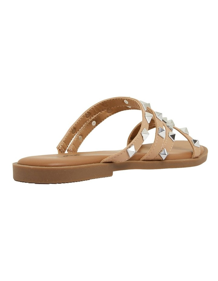 Carnival Tan Smooth Sandals image 4