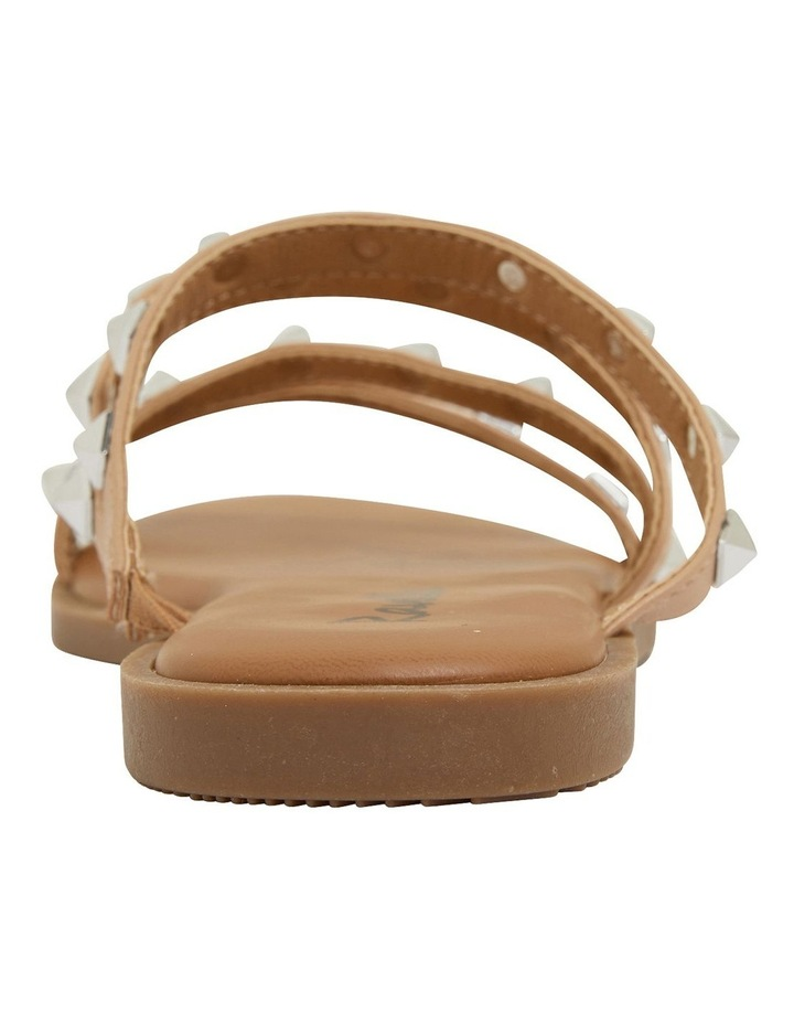 Carnival Tan Smooth Sandals image 5