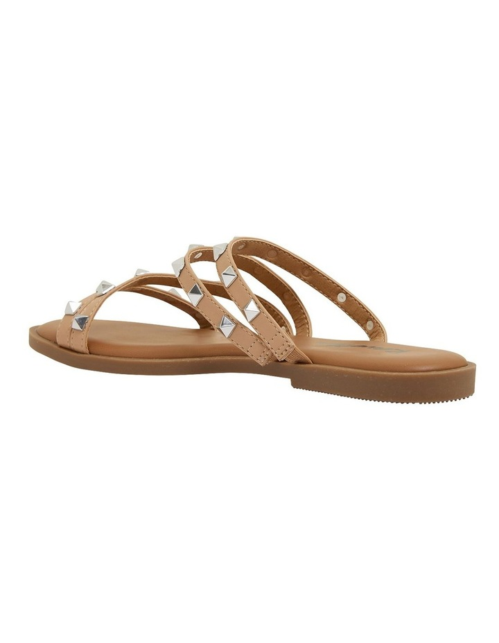 Carnival Tan Smooth Sandals image 6