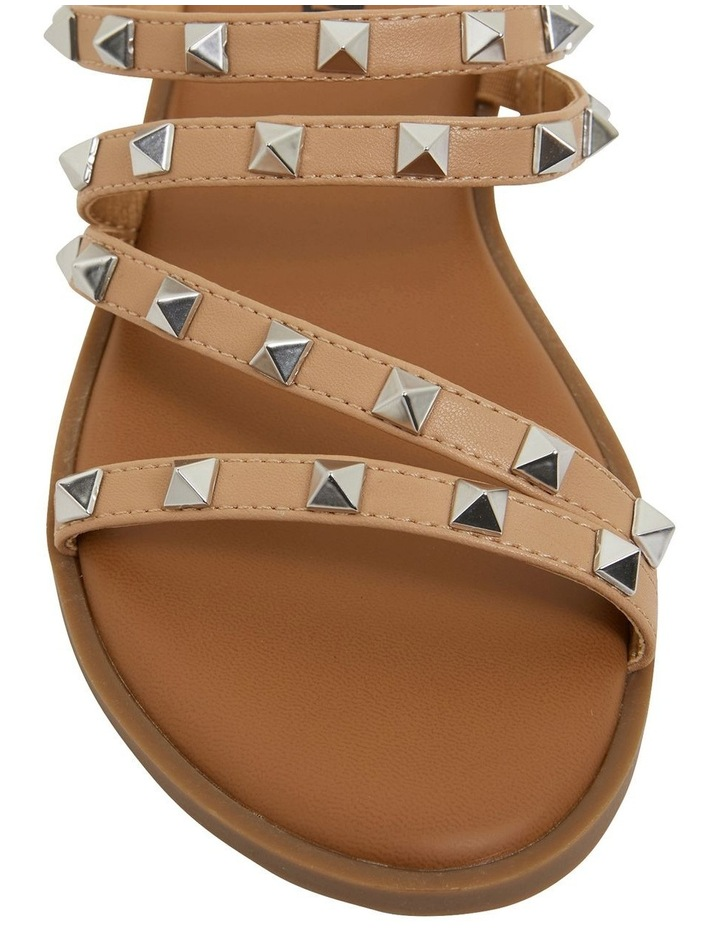 Carnival Tan Smooth Sandals image 7
