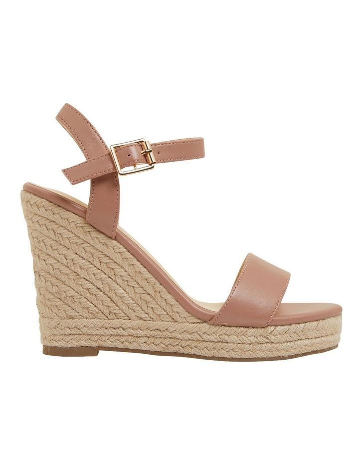 Amato Blush Smooth Sandals image 1
