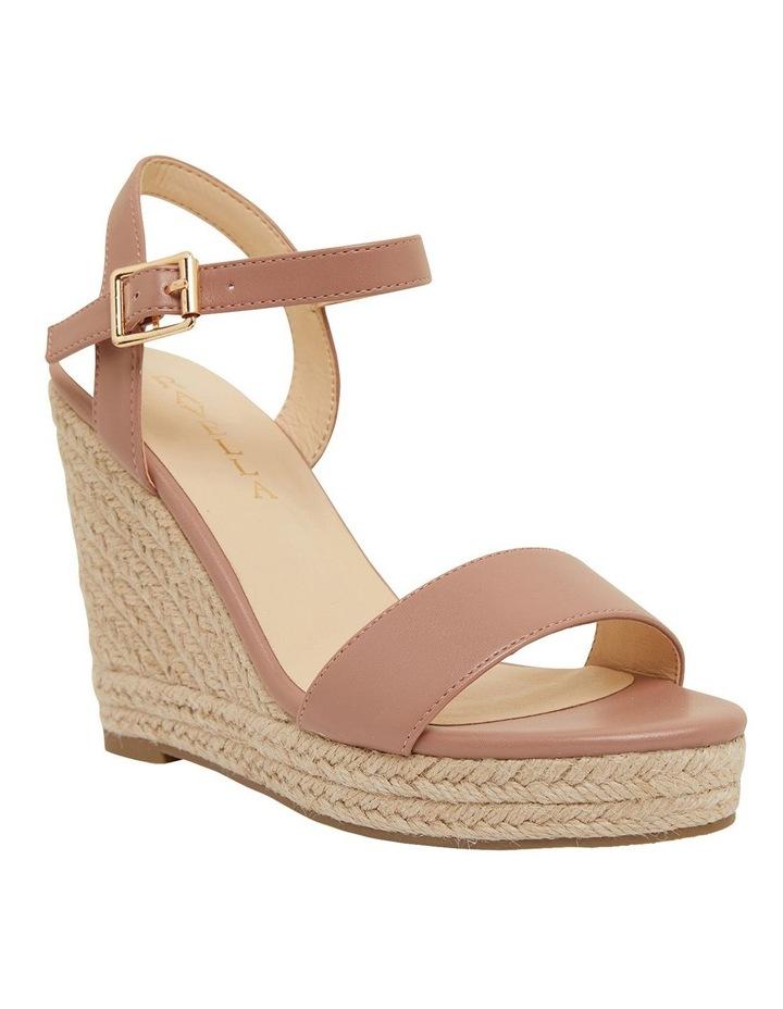 Amato Blush Smooth Sandals image 2