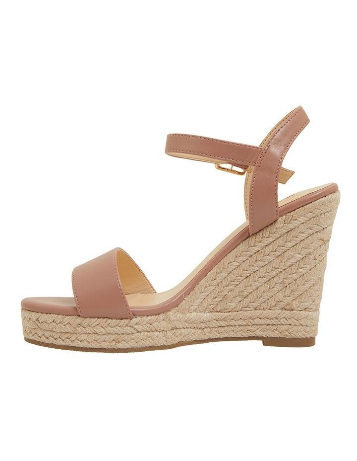 Amato Blush Smooth Sandals image 3
