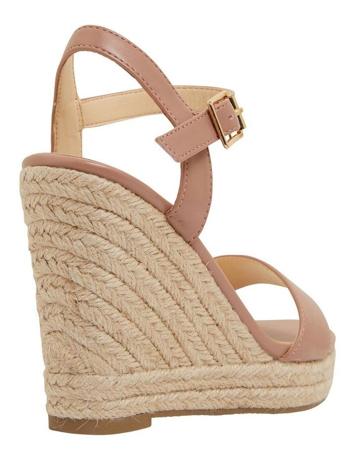 Amato Blush Smooth Sandals image 4