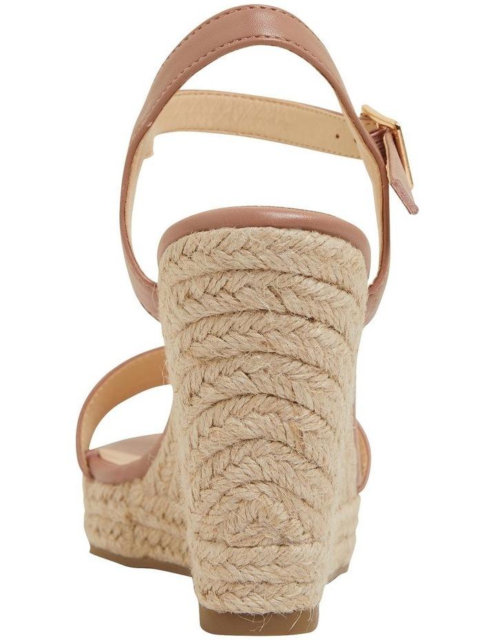 Amato Blush Smooth Sandals image 5