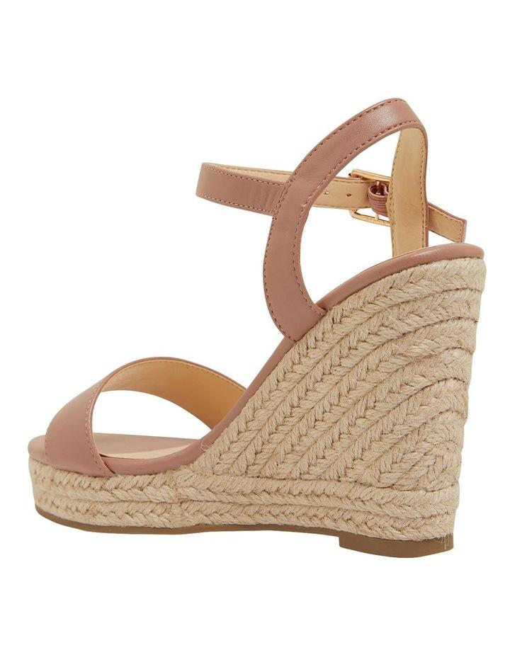 Amato Blush Smooth Sandals image 6
