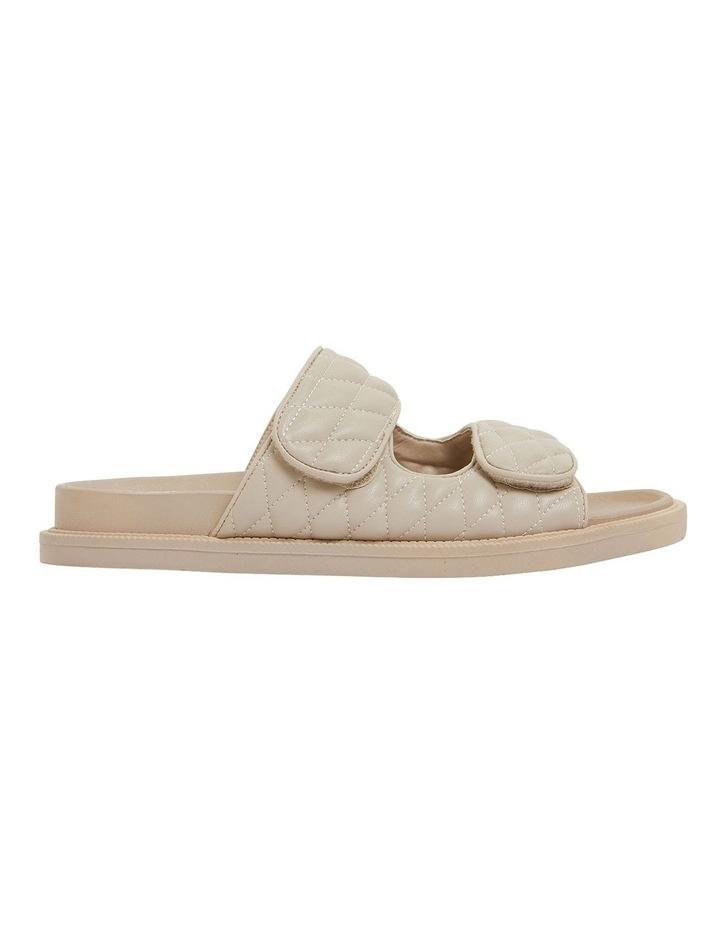 Gretel Nude Smooth Sandals image 1