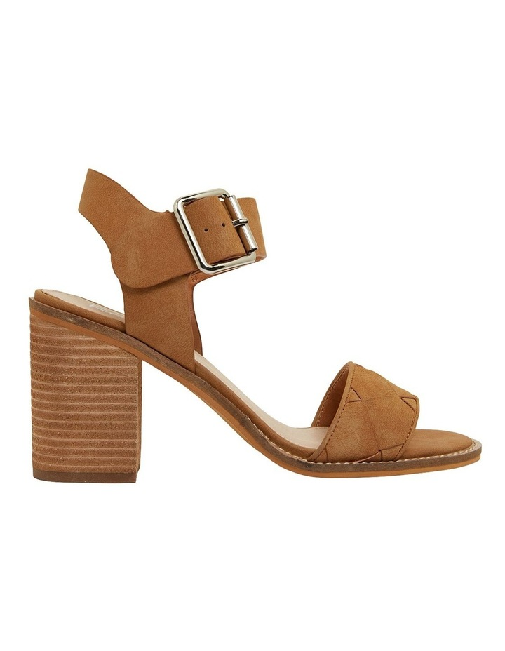 Hanson Tan Nubuck Sandals image 1