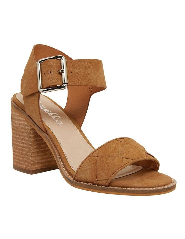 Hanson Tan Nubuck Sandals image 2