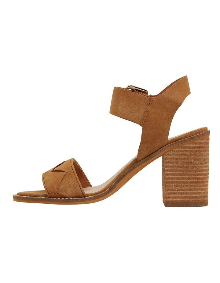 Hanson Tan Nubuck Sandals image 3