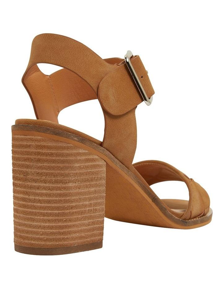 Hanson Tan Nubuck Sandals image 4