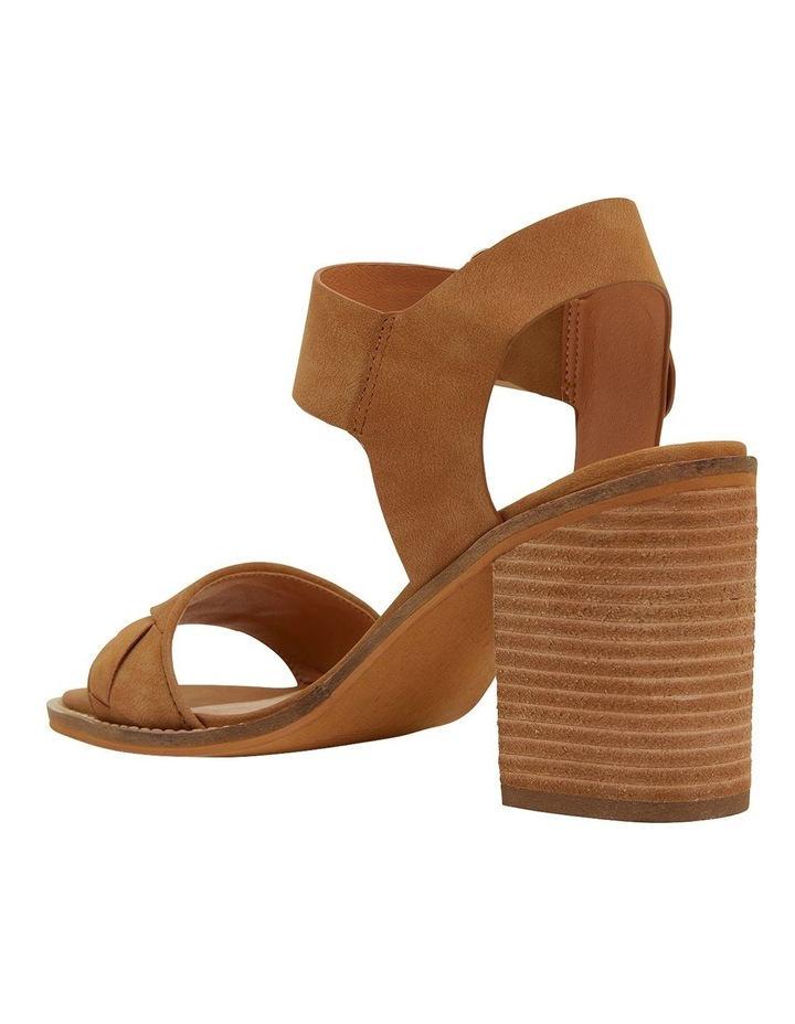 Hanson Tan Nubuck Sandals image 6