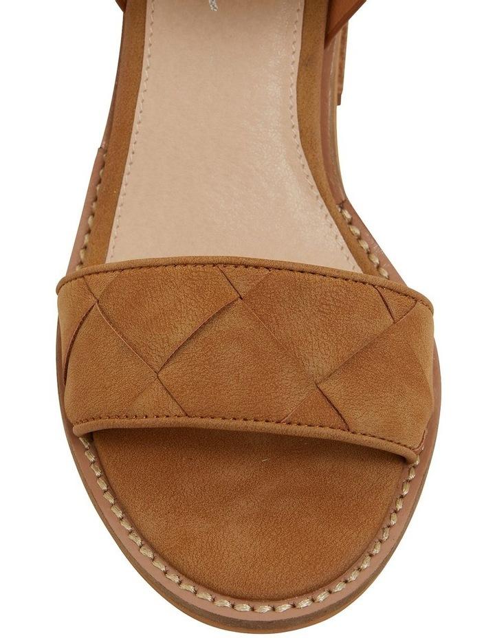 Hanson Tan Nubuck Sandals image 7