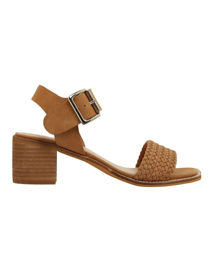 Hectic Tan Nubuck Sandals image 1
