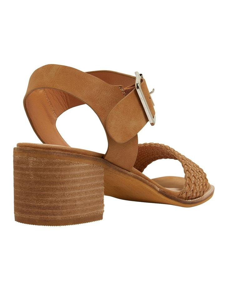 Hectic Tan Nubuck Sandals image 4