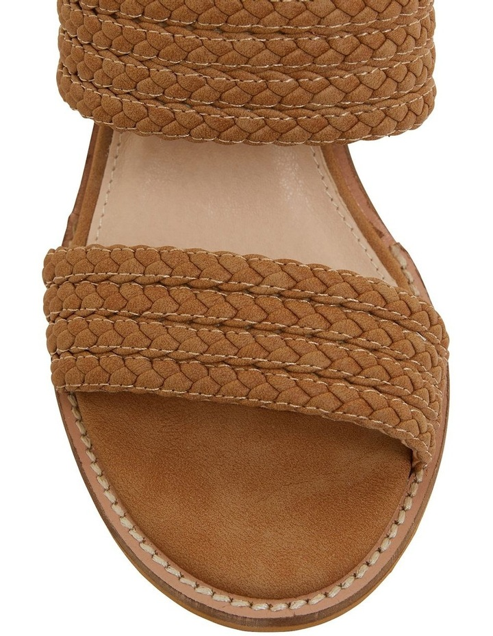Host Tan Nubuck Sandals image 6