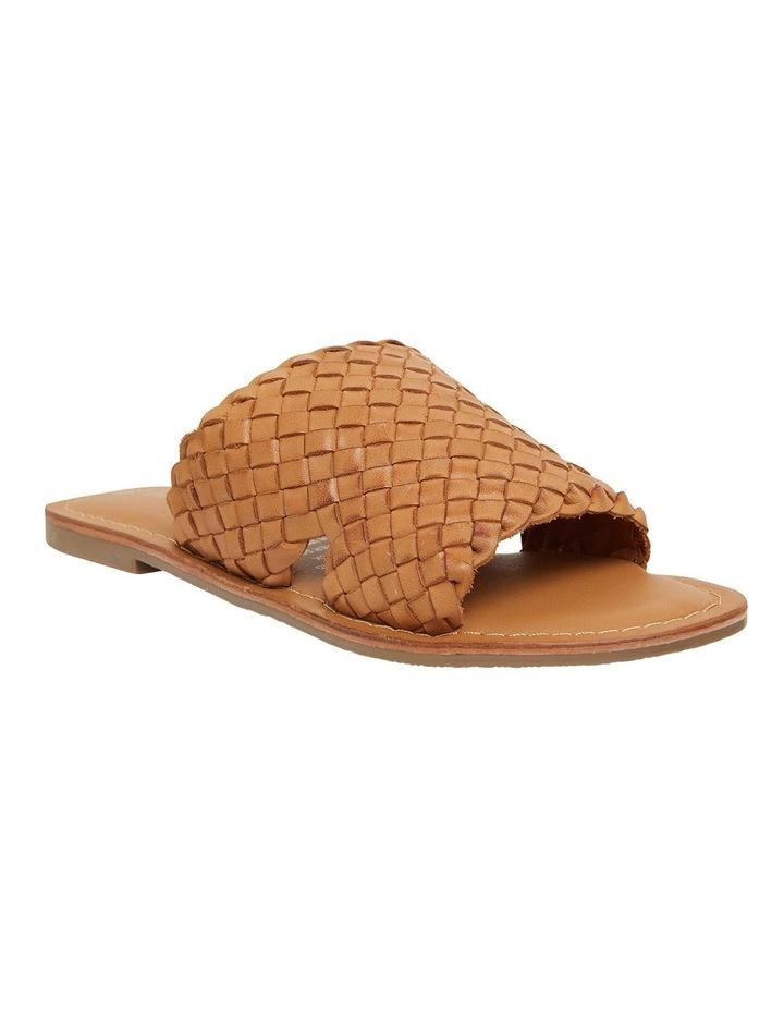 Elliot Tan Weave Sandals image 2