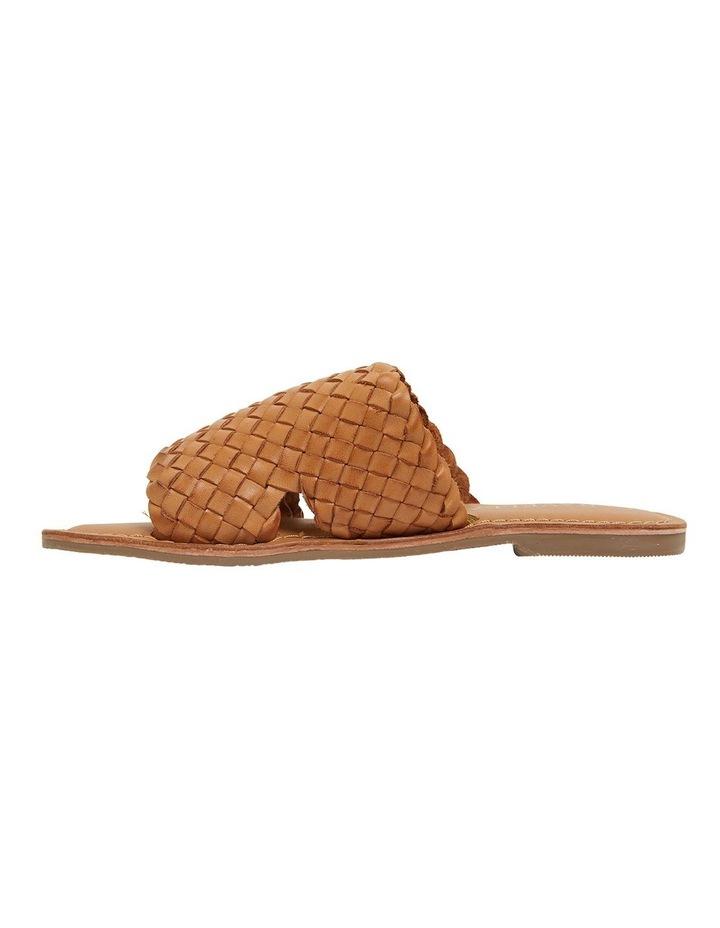Elliot Tan Weave Sandals image 3