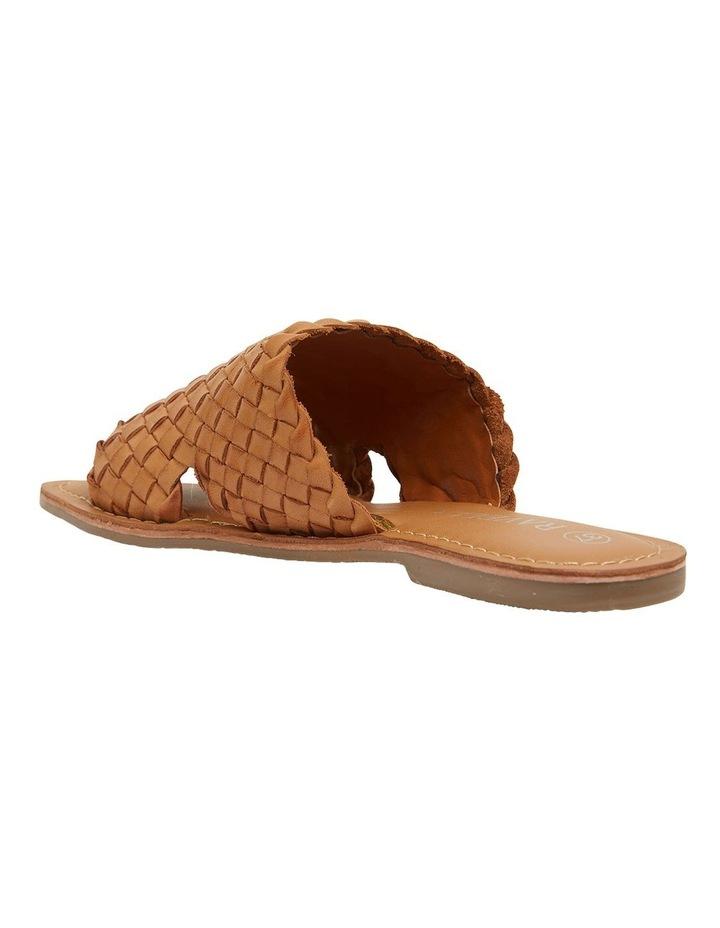 Elliot Tan Weave Sandals image 6