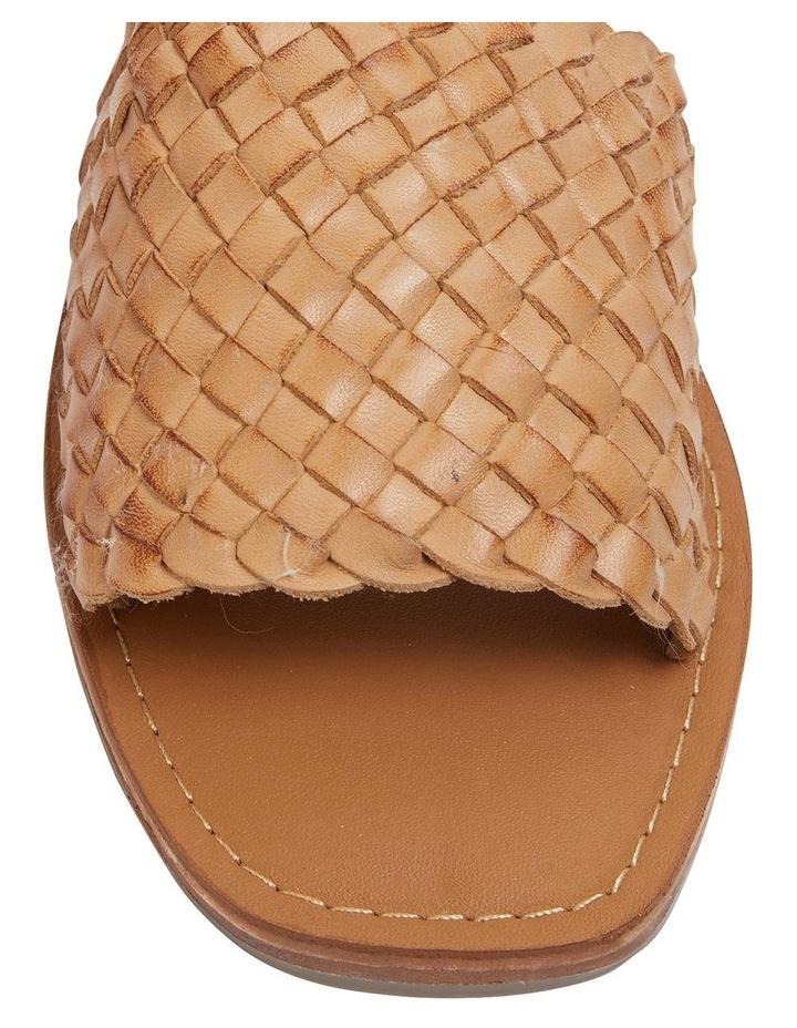 Elmore Natural Weave Sandals image 1
