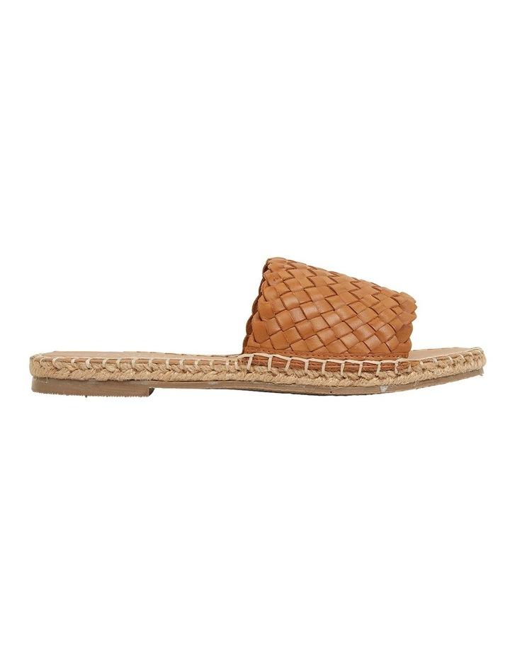 Benny Tan Weave Sandals image 1