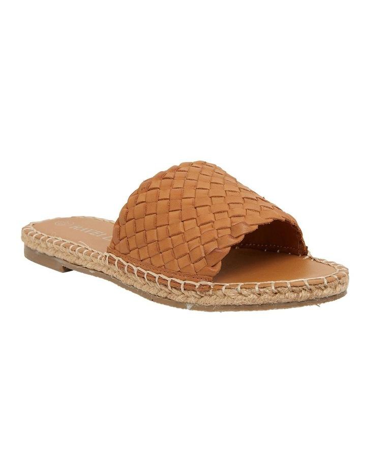 Benny Tan Weave Sandals image 2