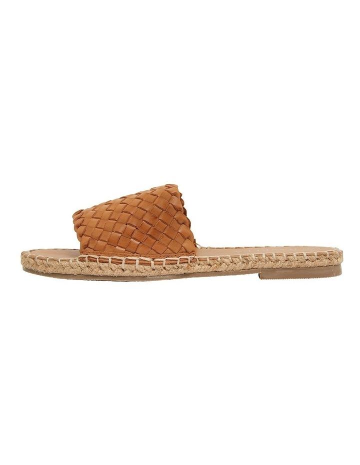Benny Tan Weave Sandals image 3