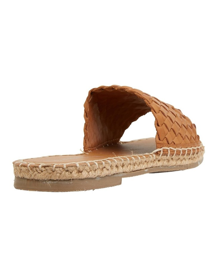Benny Tan Weave Sandals image 4