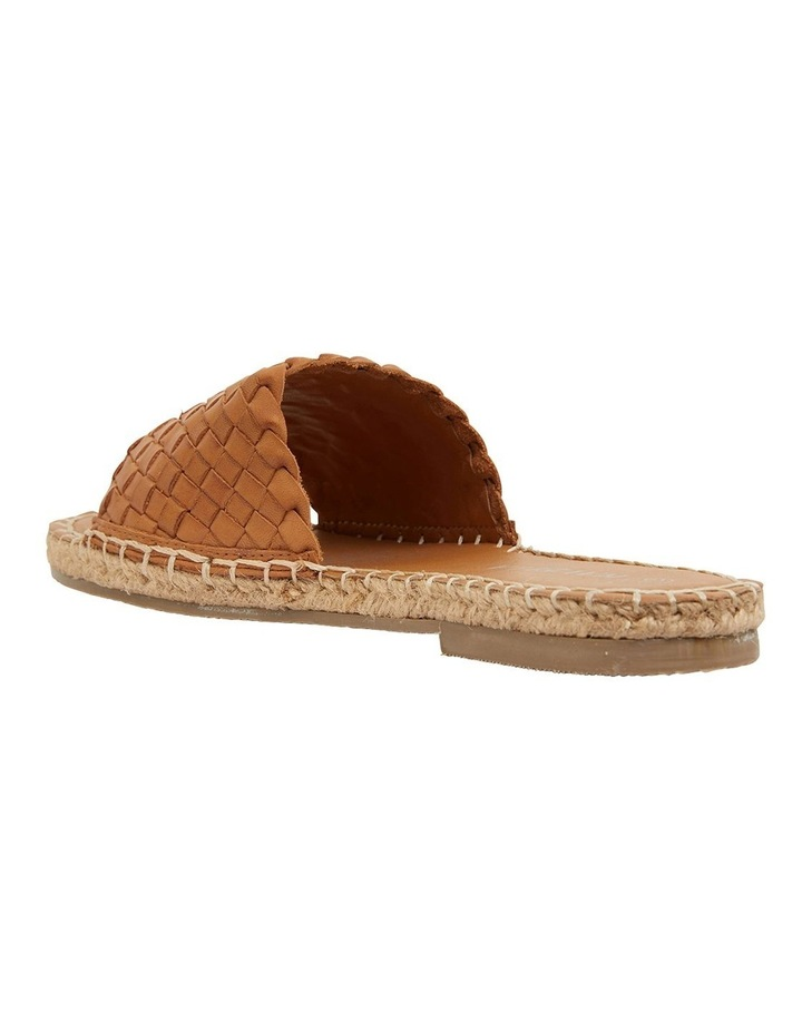 Benny Tan Weave Sandals image 6