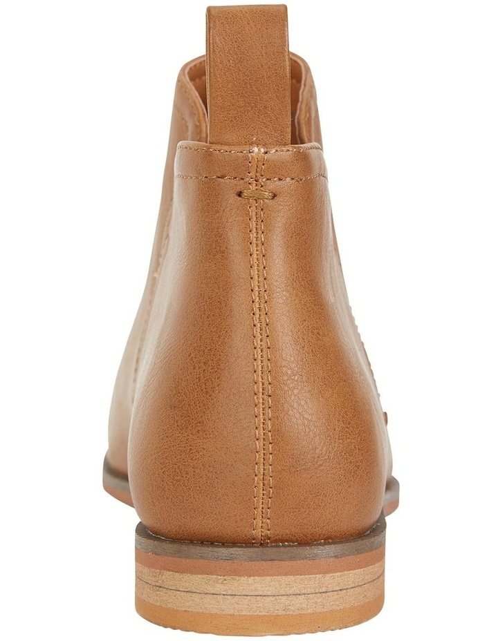 Earth Tan Smooth Boots image 6