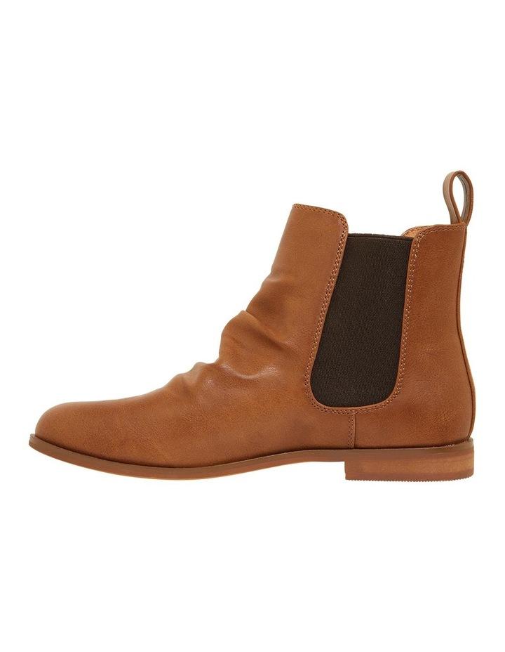 Eckna Tan Smooth Boots image 3