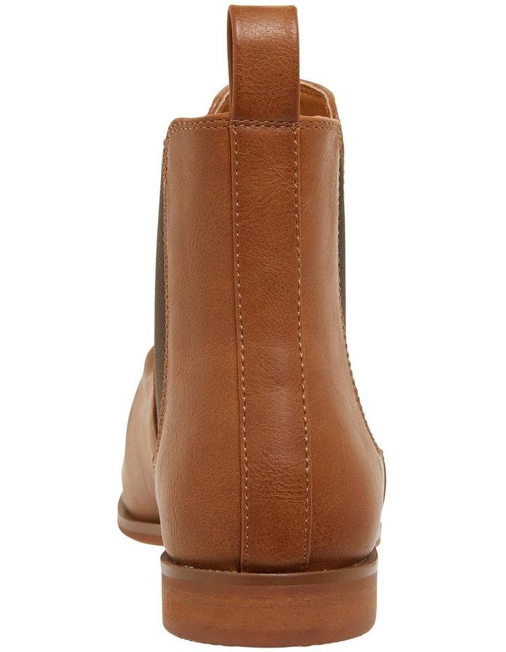 Eckna Tan Smooth Boots image 5