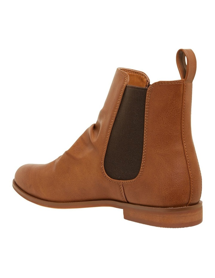 Eckna Tan Smooth Boots image 6