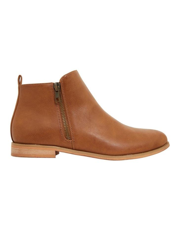 Eden Tan Softee Boots image 1
