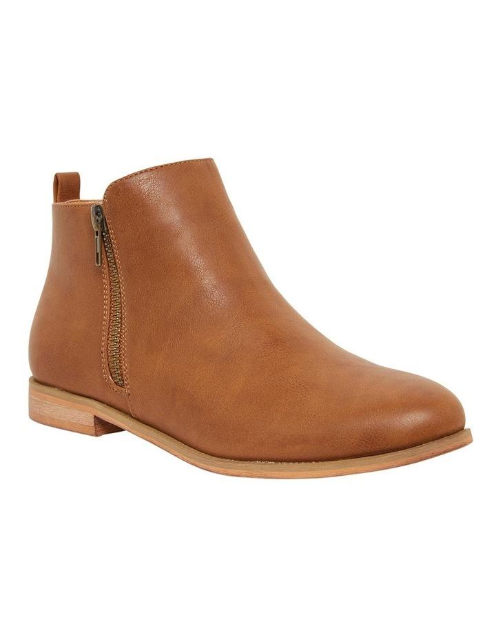Eden Tan Softee Boots image 2
