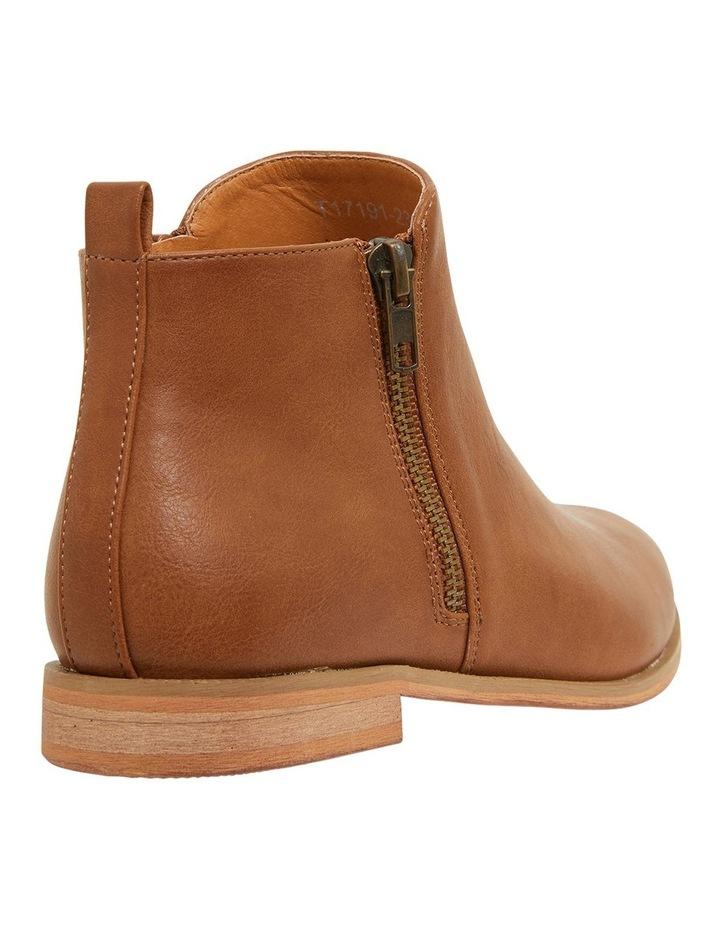 Eden Tan Softee Boots image 4