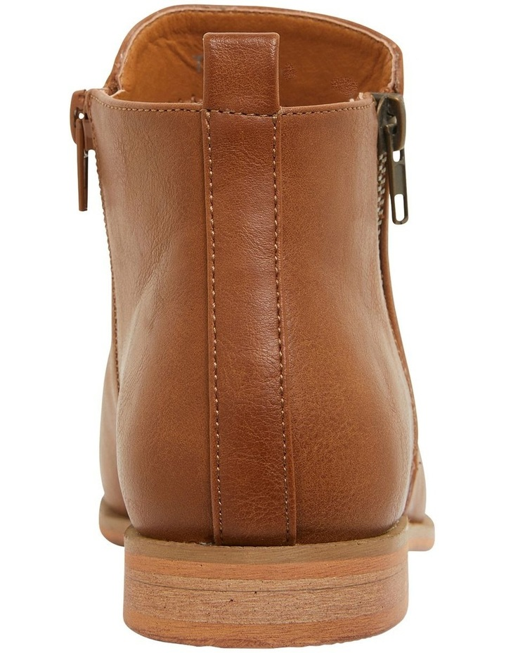 Eden Tan Softee Boots image 5