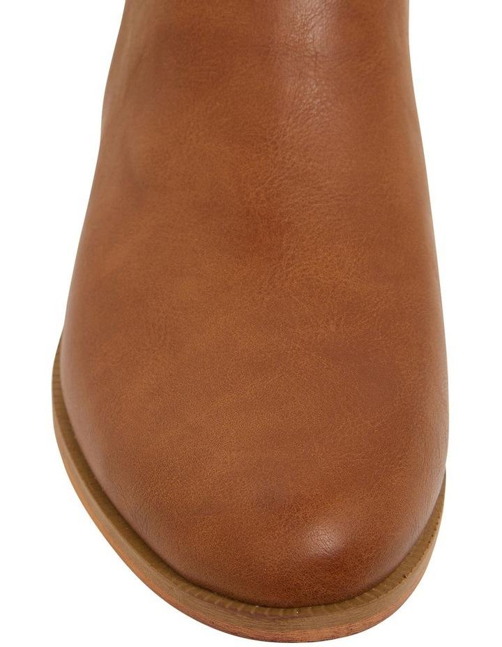 Eden Tan Softee Boots image 7