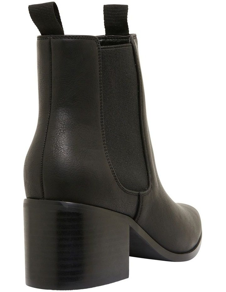 Faller Black Smooth Boots image 4