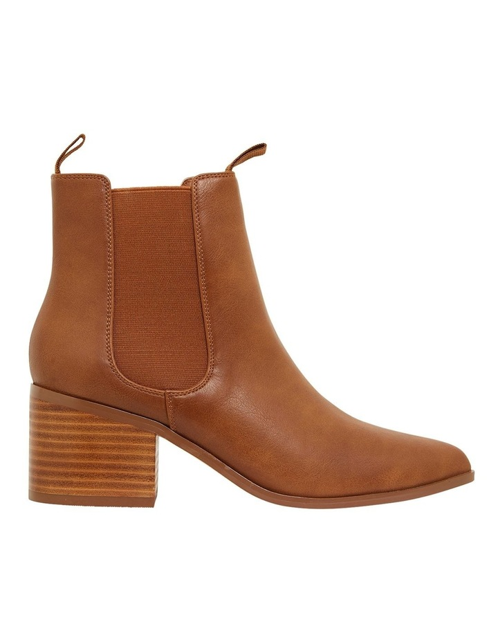 Faller Tan Smooth Boots image 1