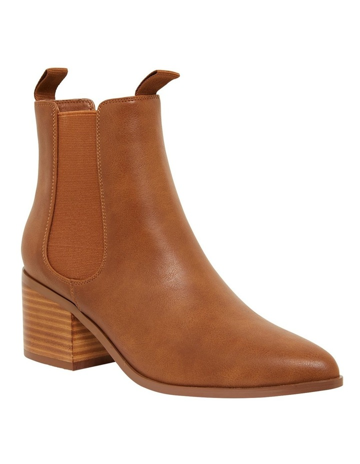Faller Tan Smooth Boots image 2