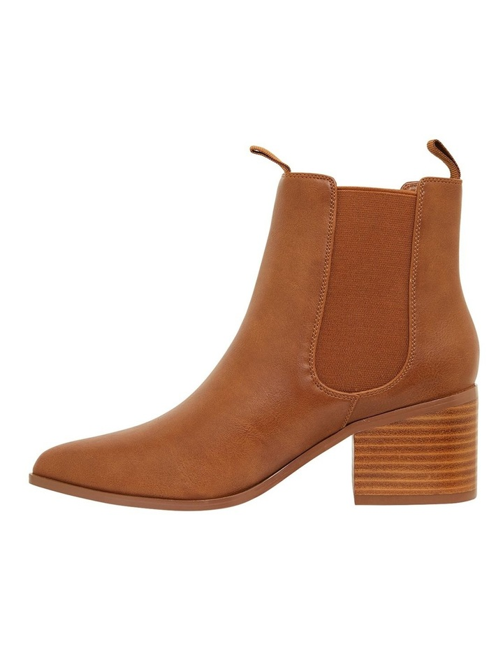 Faller Tan Smooth Boots image 3
