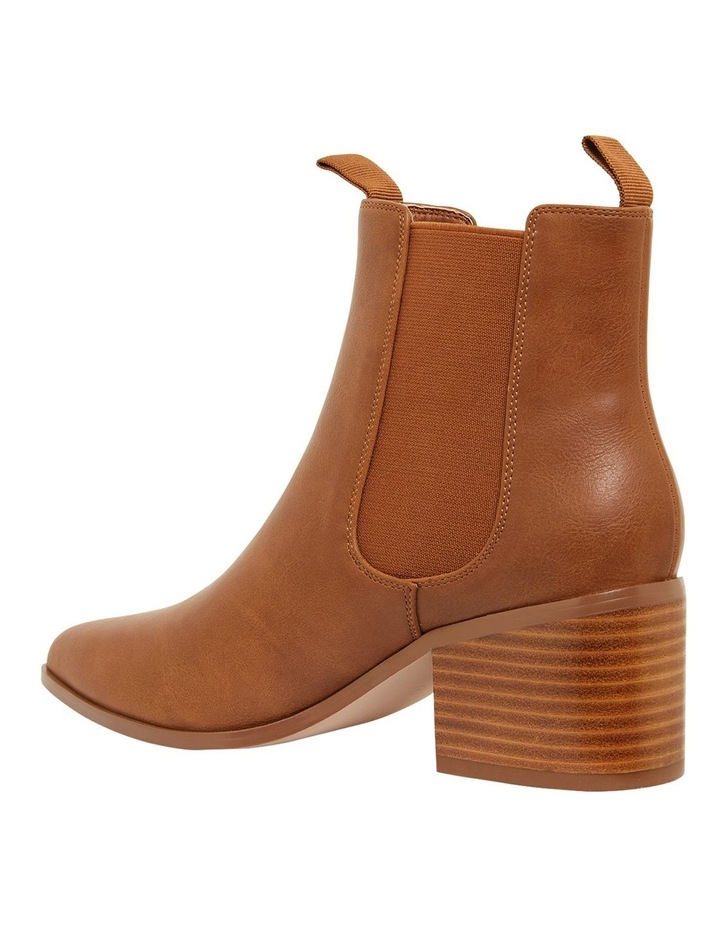 Faller Tan Smooth Boots image 5