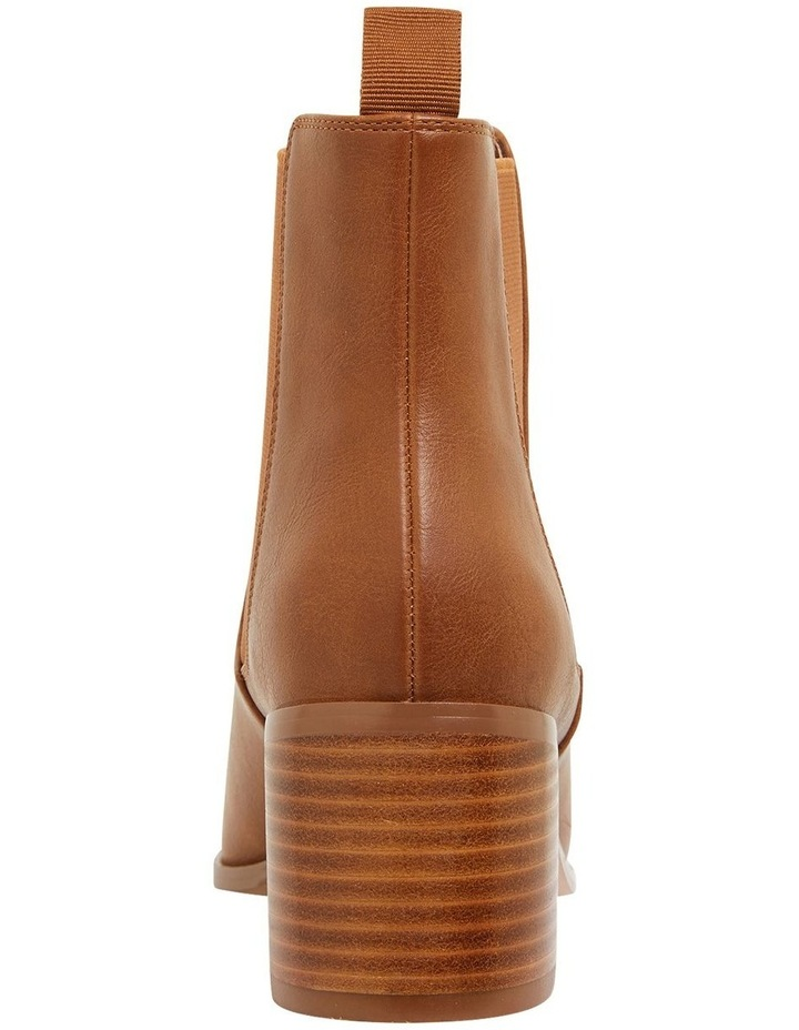 Faller Tan Smooth Boots image 6