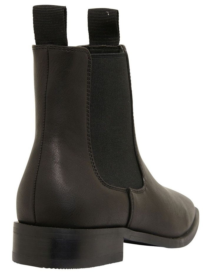 Harp Black Smooth Boots image 4