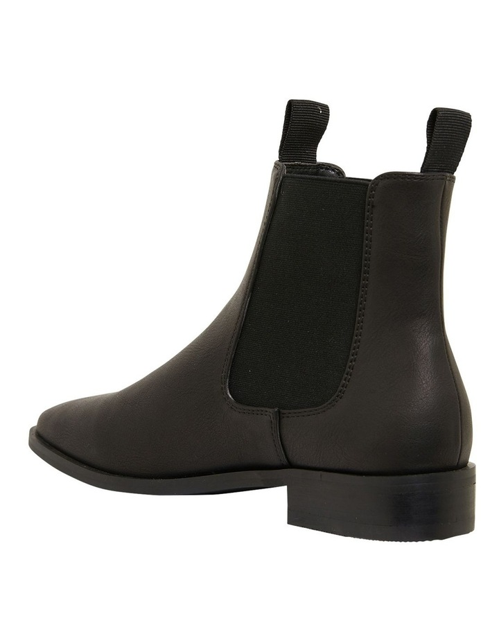 Harp Black Smooth Boots image 6